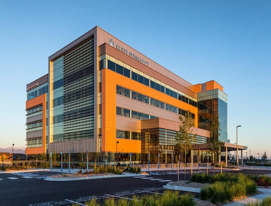 Dublin Kaiser Medical Offices and Cancer Center <br/> Dublin, CA