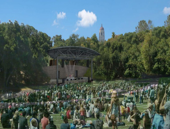 Frost Amphitheater <br/> Stanford, CA
